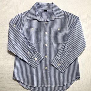 GAP - Long Sleeve Striped Shirt